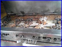GARLAND 10 Burner Stove / Natural Gas