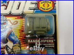 GI Joe Range-Vipers 1990 action figure