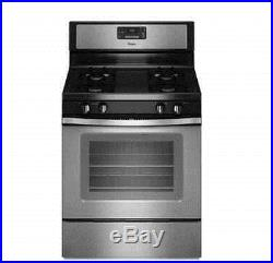 Gas Stove Range Gourmet Chef Cooking Stainless Steel Best Kitchen AccuBake Elite