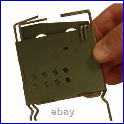 Gen2 Firebox Nano Ultralight Stove Titanium Free US delivery