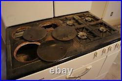 Glenwood Cast Iron Kitchen Stove
