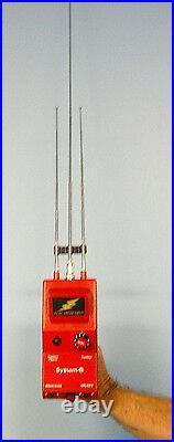 Gold Hunter Underground Long Range Locator Metal Detector Its Better Made USA