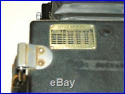 Graflex Speed Graphic Camera Kodak Ektar 14.7 127mm Lens, Kalart Range Finder