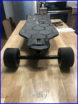 Halo Board Beast Electric Skateboard. 25-Mile Range, 30mp/h top speed