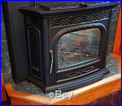 Harman Accentra 52i Insert Fireplace Insert Pellet Stove Demo 2013