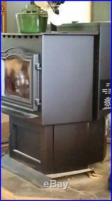 harman p38 pellet stove manual