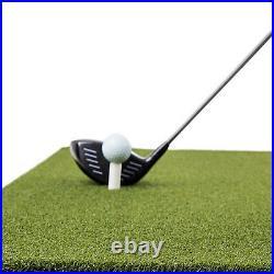 Home Practice Range Residential Golf Mat On Foam Golf Ball Tray 3 feet x 5 feet