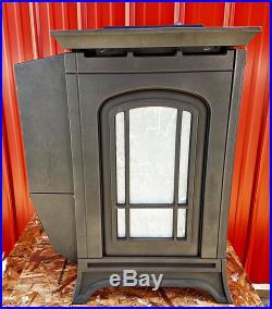IHP Lennox Bella Cast Iron Pellet Stove, 43,000 BTU Used / Refurbished HUGE SALE