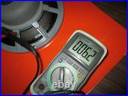 JBL D216 Woofer Full Range Minigon / BELAIRE One Rare Very NICE