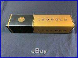 LEUPOLD VX-2 4-12x50mm Matte Long Range Duplex reticle