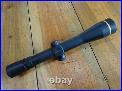 LEUPOLD VX-3 4.5X14X40mm LONG RANGE Rifle Scope Mil Dot Reticle