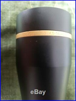 LEUPOLD VX-3 4.5-14x40 LONG RANGE 30mm main tube. Boon and Crockett reticle. VG