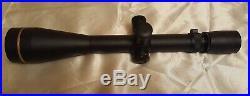 LEUPOLD VX-III 6.5-20x50mm LR Long Range Rifle Varmint Reticle Scope