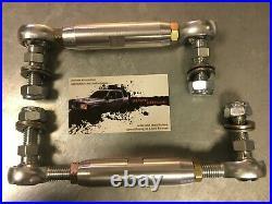 Land Range Rover 2 / P38 Extended Adjustable Anti Roll Bar / Sway Bar Link Set