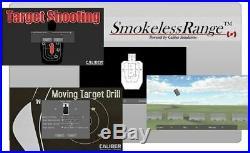 Laser Ammo Smokeless Range Judgmental and Marksmanship Shooting Simulator SR001
