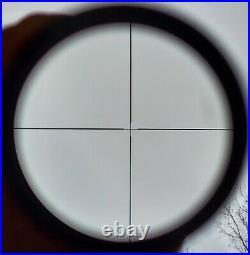 Leupold VX-3 4.5-14x40mm AO rifle scope nice built-in range estimator