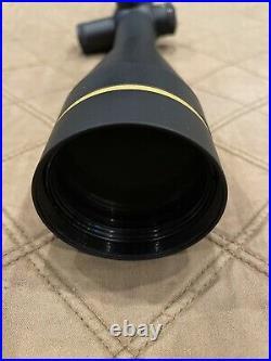 Leupold VX-3 8.5 25 X 50MM Varmint Long Range Target Scope 30mm Tube Nice