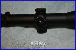Leupold VX-3 Long Range 30mm 4.5-14x50mm Rifle Scope USA Side Focus Matte Duplex