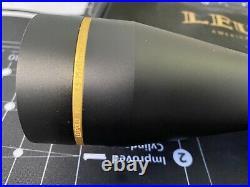 Leupold VX-3i 8.5-25x50mm Long Range Rifle Scope Varmint Hunter With Rings 30mm