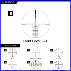 Leupold VX-3i LRP 4.5-14x50 Long Range Precision Scope FFP CCH-MIL 172339