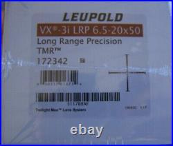 Leupold VX-3i LRP 6.5-20x50mm Long Range Precision TMR 172342