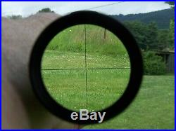 Leupold VX-III 6.5-20x40mm Rifle Scope MIB Long Range 30mm