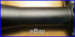 Leupold VX-III 8.5-25x 50mm Objective Long Range Scope Gently Used Fine Duplex