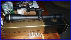 Leupold VX III VX 3 6.5-20x50 long range Target Fine Duplex 66575