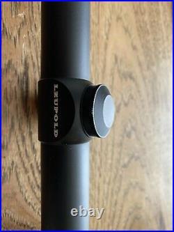 Leupold VX-II 4-12x40mm A. O. Rifle Scope Long Range Duplex Matte