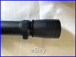 Leupold VX-iii 6.5-20x40mm Long Range 30mm tube Varmint Hunter Side focus