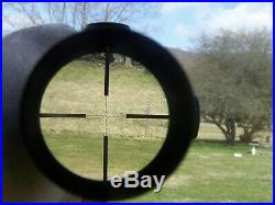 Leupold Vari X-III 6.5-20x50mm Rifle Scope Long Range Mil-Dot 30mm