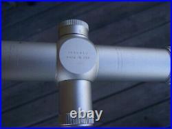 Leupold Vari X-III 6.5-20x50mm Rifle Scope Long Range Silver