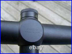 Leupold Vari-X III 8.5-25x50mm A. O. Long Range Rifle Scope MIL-DOT Matte