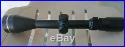 Leupold rifle scope vx3 4.5-14x50 long range duplex