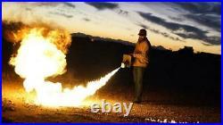 Long Range Flame Thrower