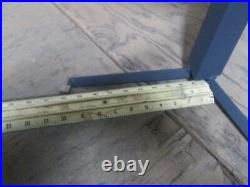 MINI SMALL WOOD STOVE knee high (free shipping west of colorado. East add $50)