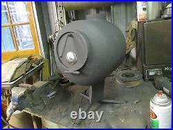 MINI SMALL WOOD STOVE table model (Free shipping west of Colorado. East add $50)
