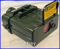 MINT Litton LRR-104 Mk V Handheld Military Laser Rangefinder 5 Mile Range! RARE