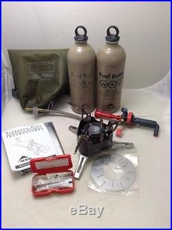 MSR Marine XGK Stove Combo, 7310-01-578-6413, RECON, MARSOC, NavySeals