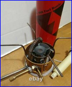 MSR USA XGK Expedition Backpacking Stove Camping Stove Bottle Pump