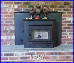 Magnum 3502EFI Pellet stove fireplace insert
