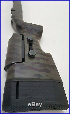 McMillan A5 Tactical Stock Badger Ordnance LA Long Range Precision Rifle Lapua