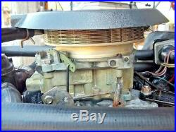 MerCruiser 260 hp 4 BBL 350 GM V-8, Complete Drop In Marine Engine, Serial 5931483