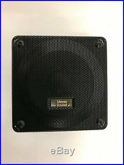 Meyer Sound MM-4 Ultra Compact wide Range Loudspeaker