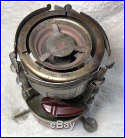 Military Stove, M1950, Made by WYOTT in 1974 withSpares