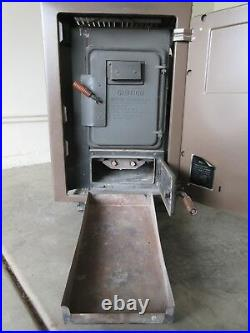 Montgomery Ward Wood Burning Stove Heater Circulator 1st Time Owner Local P/U