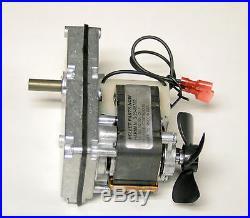 NEW HARMAN PELLET / COAL STOVE AUGER MOTOR 4 RPM 3-20-08752 VERY QUIET k