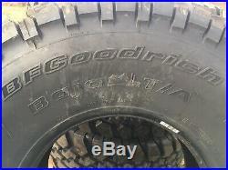 NEW HUMVEE HMMWV TIRE BFGoodrich Baja T/A M998 HUMMER H1 37X12.5X16.5 RADIAL