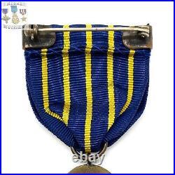 Navy Great Guns Medal Short Range Battle Practice 1934-1943 Naval Academy Bb&b