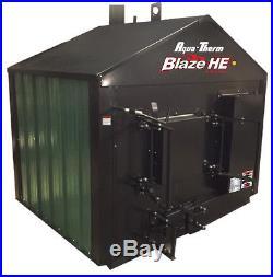 New Aqua-Therm BLAZE HE Outdoor wood burner/boiler/furnace/stove